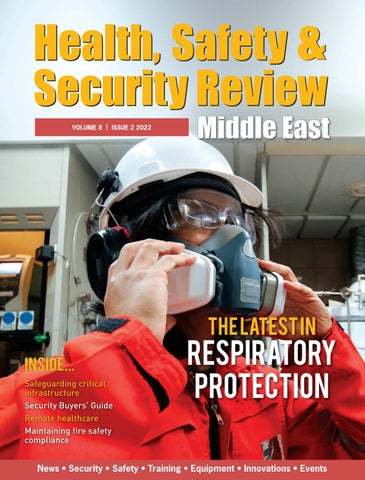 Health, Safety and Security Review Middle East - The region's