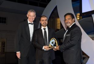 Drydocks World wins at Lloyd's List Global Awards 2017