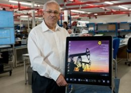 HMi Elements launches slim and lightweight PC for oil and gas industry