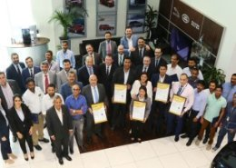 Intertek awards Premier Motors five ISO certifications
