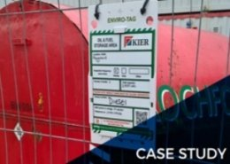 A case study on Scafftag's Enviro-tags for environmental monitoring