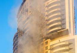 UL holds fire safety workshop for Egyptian officials