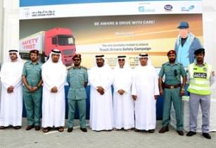 Abu Dhabi Port launches truck driver safety campaign