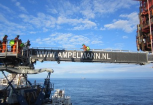 Ampelmann secures contract with NOC�s Al Shaheen field in Qatar