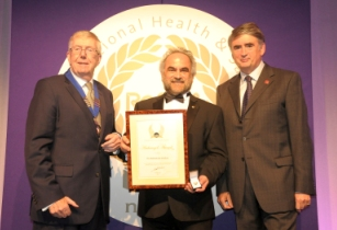 Bahraini MP and GPIC boss wins RoSPA HS Award