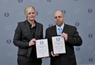 Chubb receives award for occupational health and safety