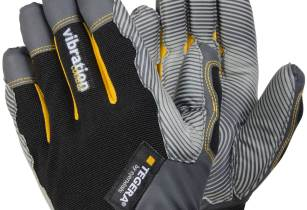 Tegera 9180, anti-vibration glove wins best all- rounder's test