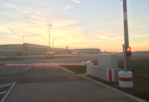3D laser technology deployed at German airport hailed a success