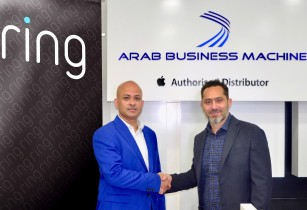 Ring and Arab Business Machine sign new security partnership for the MENA region