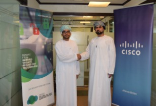 Oman Data Park partners with Cisco for managed security services