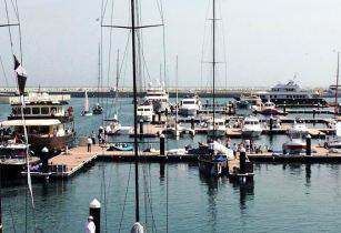 Oman's Almouj Marina boosts safety with new tracking software