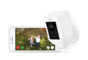 Ring rolls out security cameras in the Middle East