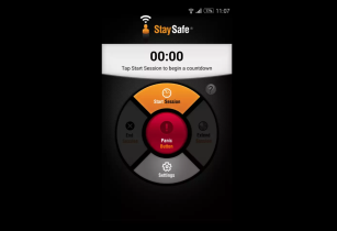 Dennis Eagle use panic alarm app to protect lone workers and monitor staff location in case of emergency