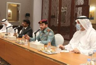 SCCI and Sharjah Police launch security awareness campaign