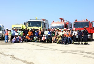 SOHAR conducts field training simulations for safety management