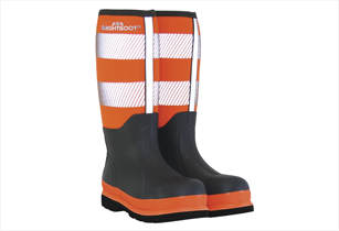 Latest in safety footwear showcased at Safety & Health Expo
