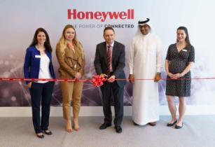 Honeywell Technology Experience Centre officially opens in Dubai