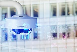 Bosch unveils Flexidome multi 7000i in the UAE