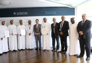 Abu Dhabi Ports recognised for security management; receives ISO 28000 certification