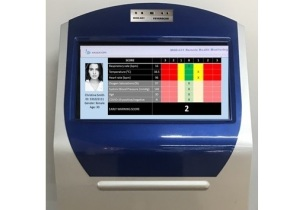 Modcon Systems unveils contactless multi-symptom analyser