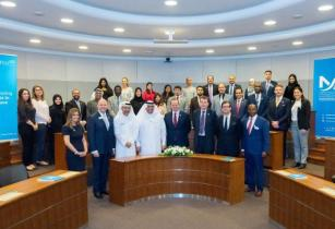 MBRU SIGNS AFFILIATION AGREEMENT WITH MOORFIELDS EYE HOSPITAL DUBAI 4