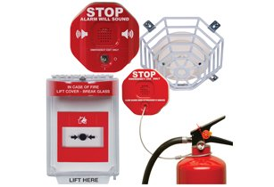 STI solutions to prevent damage to life-safety equipment