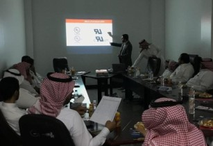 Saudi Arabia customs officers at the brand protection workshop recently held by UL